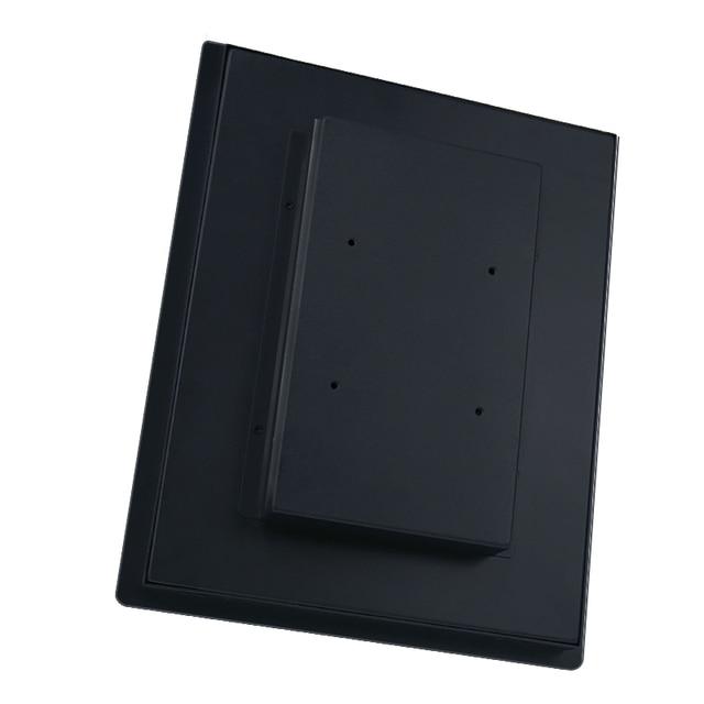 10,4 15 17 12,1 pulgadas Monitor Hdmi pantalla táctil capacitiva pantalla Industrial USB interfaz Tablet monitor de la computadora hebillas fijar