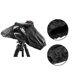 Image 5 - Protector Camera Rain Covers Rainproof Waterproof Coat Bag Professional Dustproof for Canon/Nikon/Pendax/Sony DSLR SLR