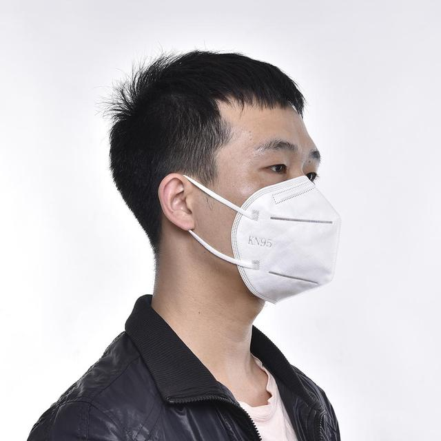 Disposable Face Mask Dustproof Mask Anti-pollution Anti-fog PM2.5 Indoor Outdoor Facial Mask For Sports Cycling 1