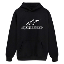 2020 NEW AlpineStars Hoodie Novelty New Pattern Printing High-Quality Wild Casual Sweatshirt