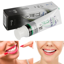 Fresh Breath Toothpaste Teeth Whitening Remove Halitosis Stain Nano Bamboo Charcoal Silver Toothpaste Oral Hygiene Care 30ml breath freshener oral spray bacteriostatic bad odor halitosis treatment clean mouth oral hygiene teeth whitening new