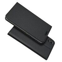 Funda abatible para teléfono magnético Asus ZenFone Live L1 ZA550KL, carcasa de cuero tipo billetera para Asus ZenFone Live L1 ZA550KL