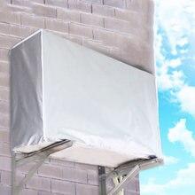 Уличная Крышка для кондиционера водонепроницаемая крышка очистки