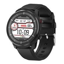 الرجال ساعة ذكية L5 S10 زائد L3 IP67 مقاوم للماء شاشة تعمل باللمس كامل طويل الاستعداد Smartwatch معدل ضربات القلب الطقس PK الشرف