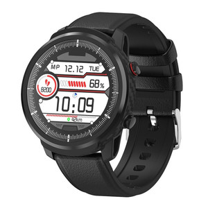 Image 1 - الرجال ساعة ذكية L5 S10 زائد L3 IP67 مقاوم للماء شاشة تعمل باللمس كامل طويل الاستعداد Smartwatch معدل ضربات القلب الطقس PK الشرف