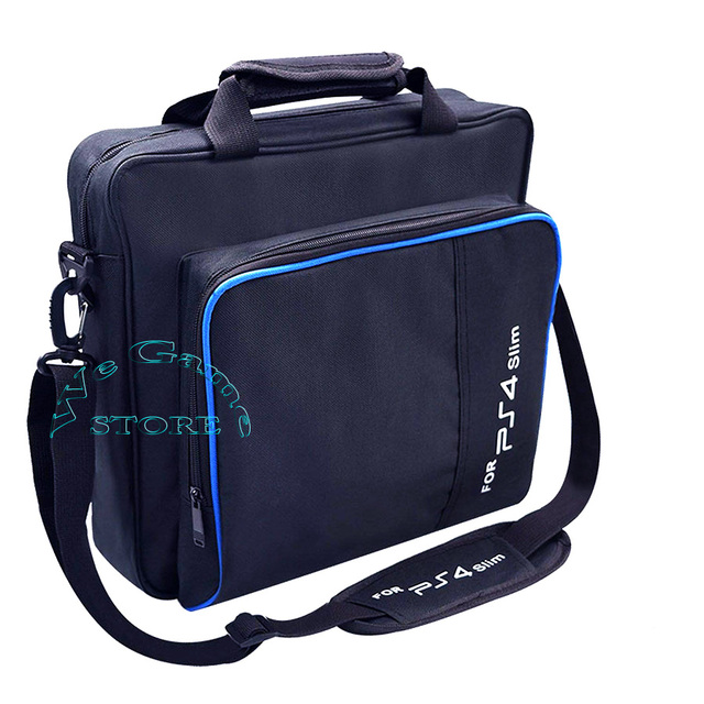 PS4 Case PS4 Slim Console Travel Bag Play Station PS 4 Accessories Hand Bag for Sony Playstation 4 PS4 Games 2