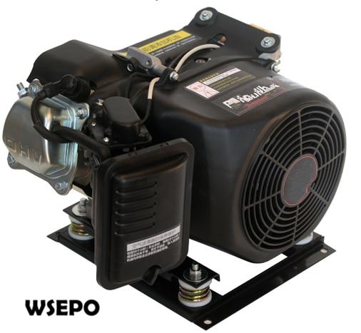 WSE7000A 7KW 48/60/72V AutoStart/Stop Autochoke/przepustnicy gazu DC ładowania baterii Inveter Generator stosowane dla E Bike/E trójkołowy