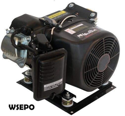 wse7000a 7kw 48 60 72v autostart stop autochoke acelerador gas dc carregamento da bateria inveter gerador
