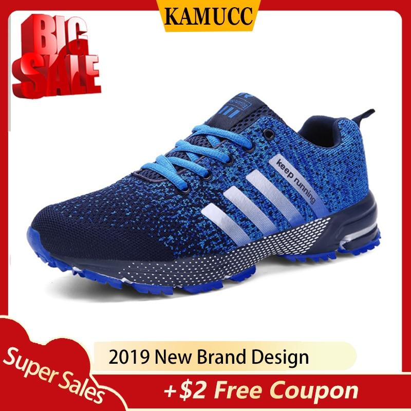 Respirável Tênis da Moda Tamanho Grande Calçados Esportivos Calçados Casuais dos homens Populares das Mulheres Confortáveis Sapatilhas Tamanho 35- 47
