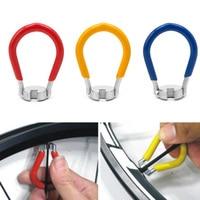6PCS Practical Bicycle Use Spoke Key Wheel Spoke Wrench Tool Nipples MTB Bike Parts Red Blue Bicycle Repair Tools|Bicycle Repair Tools|   -