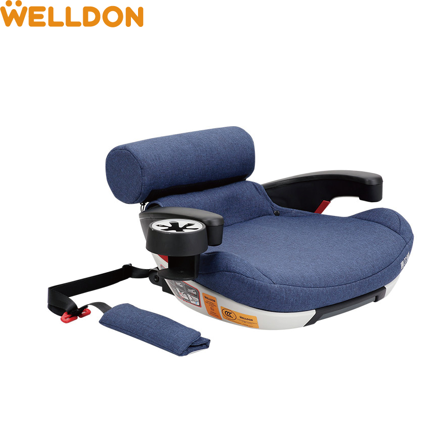 Welldon Baby Safety Car Seat Thicken Chairs Cushion For Child And Kids In Car 3~12Y Portable Travel Kids Booster Car Seat