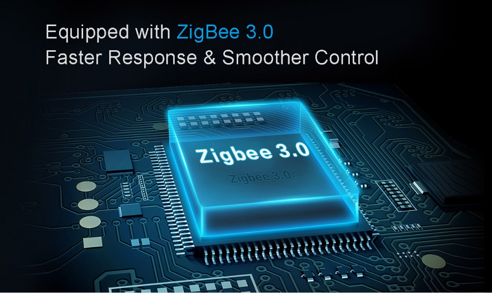 zigbee wifi bluetooth malha hub trabalho com