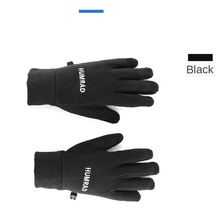 Women's Cashmere Knitted Winter Gloves Cashmere Knitted Women Autumn Winter Warm Thick Gloves Touch Screen Skiing Gloves