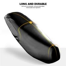 1 шт. водонепроницаемый мотоциклетный солнцезащитный чехол на сиденье предотвращает греться седло для скутера солнцезащитный коврик теплоизоляционная Подушка защита