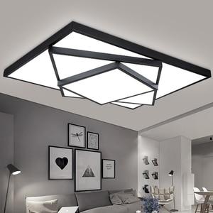 Image 1 - New design LED Ceiling Light For Living room Dining Bedroom luminaria led Lamparas De Techo Lustres Led Lights For Home Lighting
