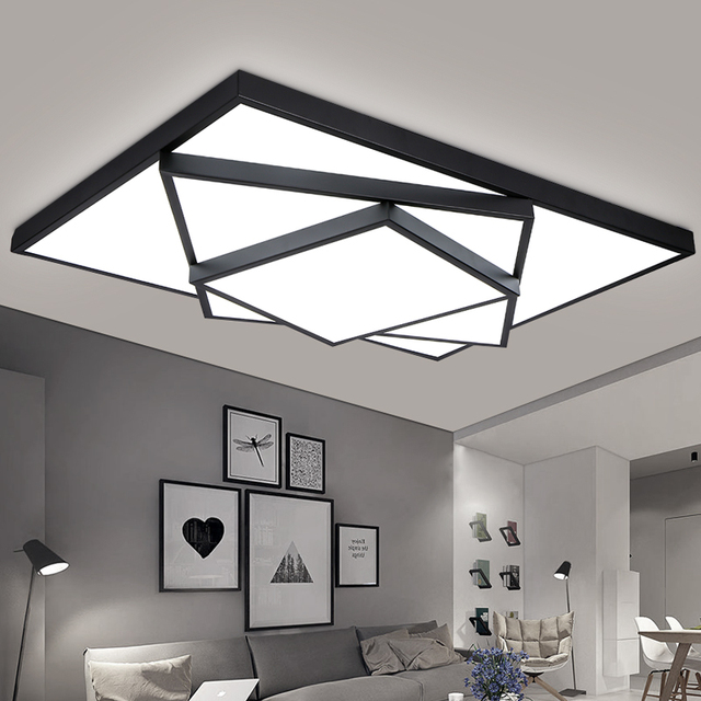 New design LED Ceiling Light For Living room Dining Bedroom luminaria led Lamparas De Techo Lustres Led Lights For Home Lighting
