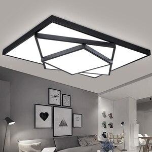 Image 1 - Nieuwe design LED Plafondlamp Voor woonkamer Eetkamer Slaapkamer luminaria led Lamparas De Techo Lustres Led Verlichting Voor Thuis verlichting