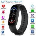 Новинка 2021, смарт-часы Band M6, браслет, монитор артериального давления, фитнес-трекер с цветным экраном, Смарт-часы, часы для xiaomi # G
