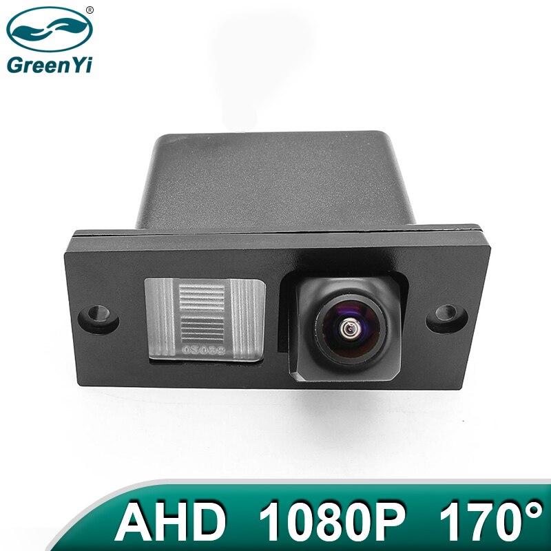 GreenYi 170 ° HD 1920x1080P Автомобильная камера заднего вида для Hyundai H1 Grand Starex Royale i800 H-1 дорожный грузовой автомобиль iLoad iMax H300