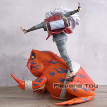 Christmas Gifts for Children Anime Jiraiya Figure Gama Bunta Kids Gift