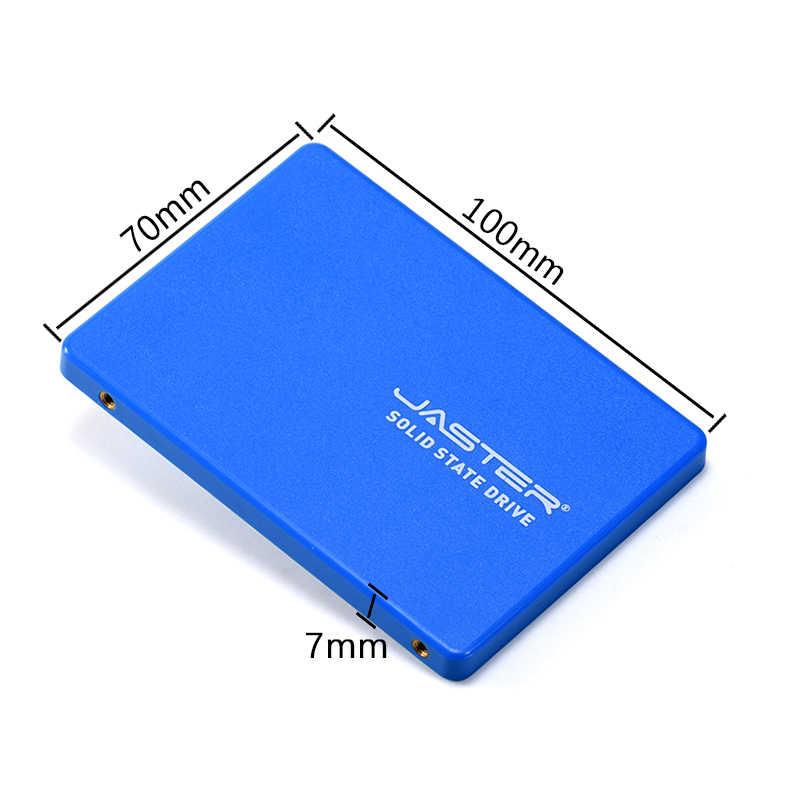 JASTER SSD 2.5 SATA3 120 GB 128 GB 240 GB 256 GB 360 GB 480 GB 1TB 60 GB HDD Interno Hard Disk A Stato Solido Disco Del Computer Portatile Del Desktop