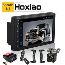 2 Din Android 8.1 Auto Radio Multimedia Speler Universele Gps Navigatie Bluetooth Wifi 2din Autoradio Stereo Audio Camera Dvr Kaart