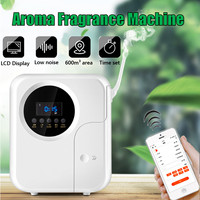 Scent Machine Air Purifier Aroma Fragrance Machine APP Control 5W 12V Timer Function Scent Unit For Hotel Perfume Sprayer Aroma