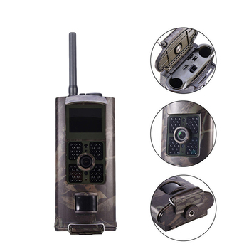 Hc-700G Hunting Camera Wild Surveillance Tracking Game Camera 3G Mms Sms 16Mp Trail Camera Video Scouting Photo Trap 1