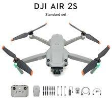 Dji ar 2s zangão com sensor cmos de 1 polegada grande 2.4m m pixels 20mp câmera 12km 5.4k vídeo novo em estoque