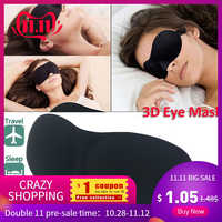 3D Eye mask Variety Pure Silk Sleep Rest Eye Mask Padded Shade Cover Travel Relax Aid Blindfolds Free Shipping Relaxing Sleeping