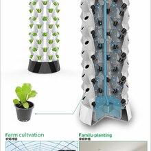 Вертикальная система выращивания гидропоники aeroponics, которая может быть настроена по требованию заказчика