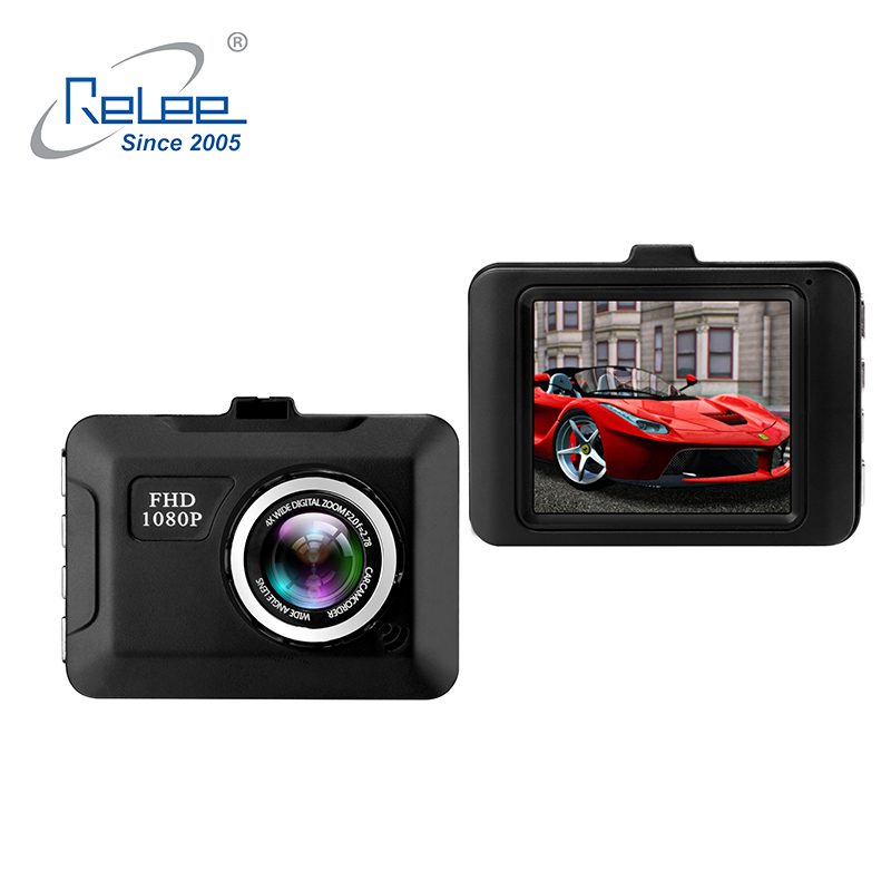 Front Camera Car DVR Recorder 2'' LCD Screen Dvrs Video Recording Dash Cam Dashcam