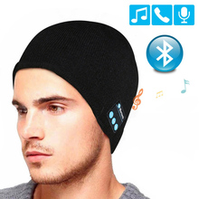 Buy UTRAI Wireless Earphone Hat Bluetooth Fashion Headphone Music Hat Winter Cap For MenWomen Sport Headset With Microphone Earphone directly from merchant!