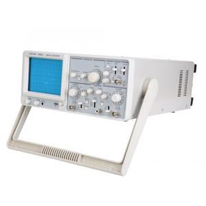 Image 2 - YD4320 20MHz 2 canaux Oscilloscope haute sensibilité double Trace Oscilloscope analogique 220V