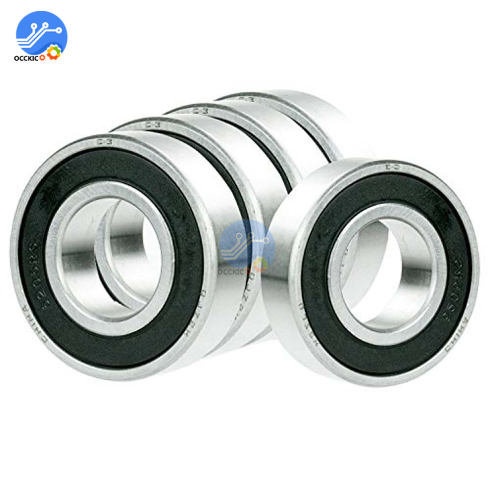 10Pcs <font><b>688</b></font>-<font><b>2RS</b></font> <font><b>688</b></font> RS Rubber Sealed Ball <font><b>Bearing</b></font> Miniature <font><b>Bearings</b></font> 8x16x5mm image