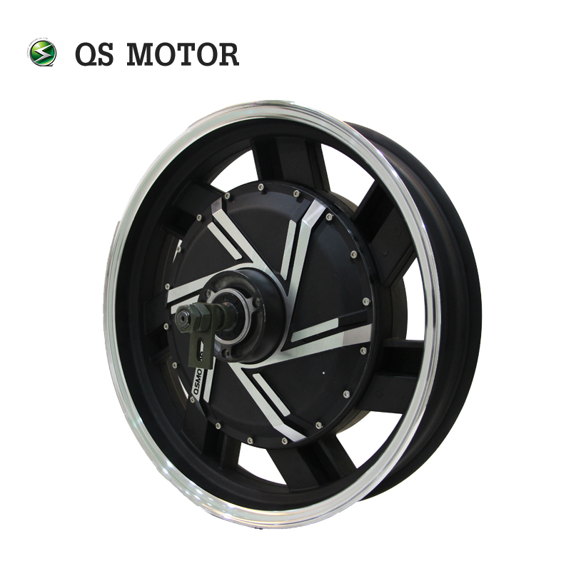 QS Motor17inch <font><b>3kW</b></font> 273 40H V3 Brushless <font><b>DC</b></font> Electric Scooter Motorcycle QS electric in Wheel Hub <font><b>Motor</b></font> image