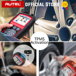 Image 1 - AUTEL MaxiTPMS TS601 TPMS Tire Pressure Activator Complete TPMS Activation Programming Tool Tire Monitoring System Scanner Tools