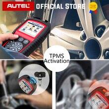 AUTEL MaxiTPMS TS601 TPMS narzędzie diagnostyczne samochodów OBD2 skaner motoryzacyjny aktywator narzędzia do naprawy opon do programowania czujników czytnik kodów
