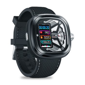 Smart Watch Men Zeblaze HYBRID 2 Dual-watch Experience Smartwatch Heart Rate Blood Pressure Sleep Fitness Tracker Alarm Exercise Female Health Tracking Smartphone Notifications