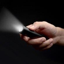 2019 Mais Novo Xiaomi Beebest 300LM IPX7 Portátil Leve Lanterna De Metal À Prova D Água Multi função SOS luz Da Tocha Ao Ar Livre