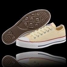 Classe Converse all-star unissex cal?ado confortável tênis de lona alta e baixa e durável feminino sapatos de skate