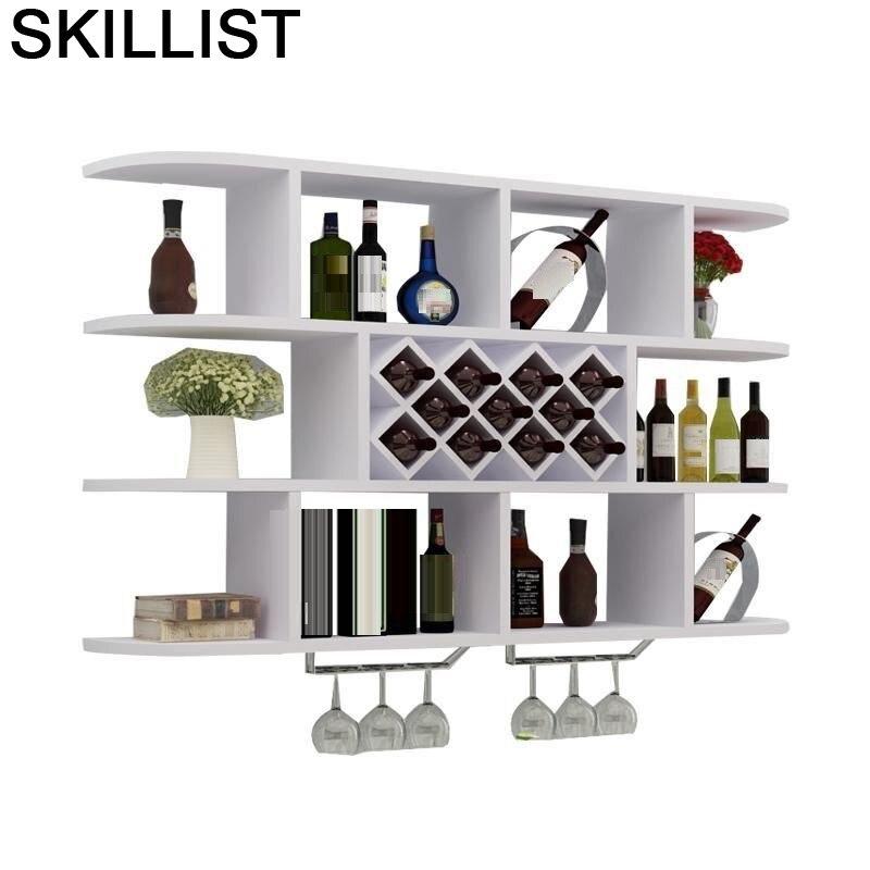 Mobilya Meble Kitchen Kast Living Room Gabinete Mobili Per La Casa Storage Display Bar Shelf Commercial Furniture Wine Cabinet