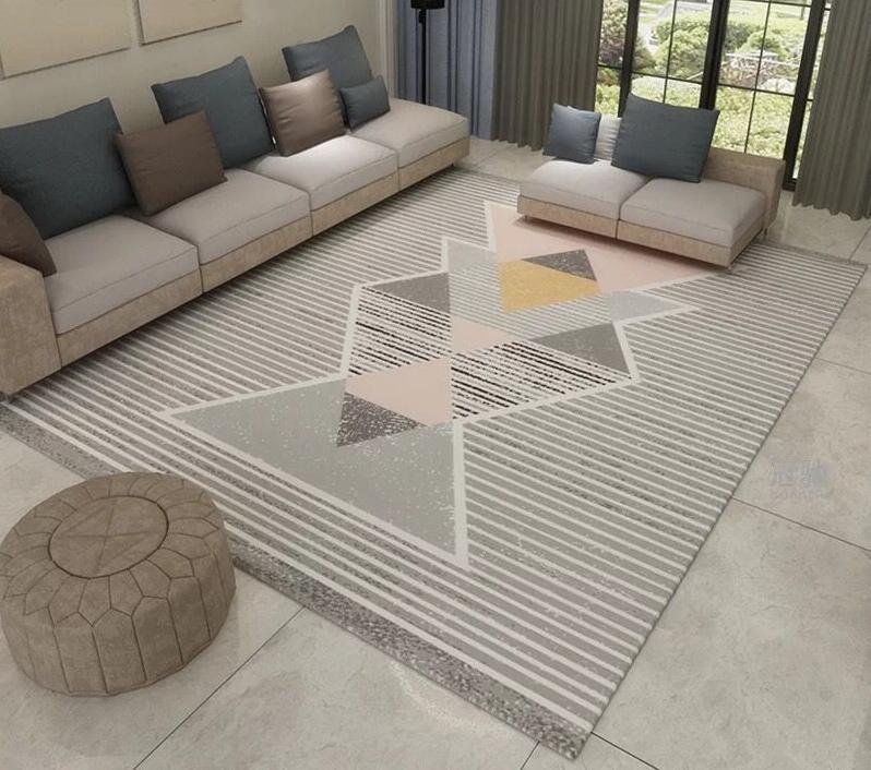 Poliéster E Tapetes Para Sala de estar