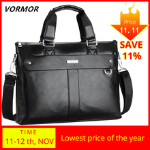 VORMOR Handbag-Bag Briefcase Messenger-Bags Travel-Bags Laptop Men's Casual Business