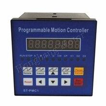 משלוח חינם CNC מנוע צעד בקר תנועה בקר יחיד ציר בקר לתכנות ST PMC1
