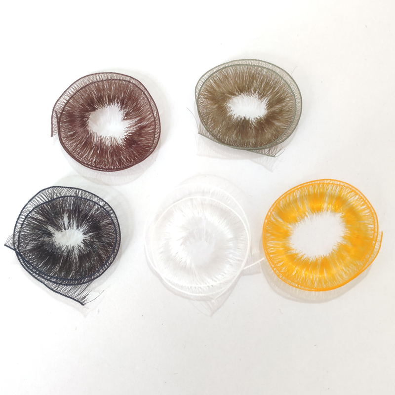 5PCS/LOT Hot DIY Eye Lashes For Reborn Dolls BJD SD Doll Accessories  Eyeslashes For Dolls