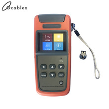 Promotion Mini OTDR JW3305A Optical Time Domain Reflectometer OTDR Built in Visual Fault Locator Function SM 1310nm or 1550nm