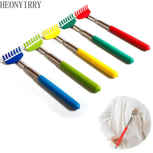 Backscratcher-Massager-Kit Telescopic Health-Products Scratching Extendable Itch Hackle