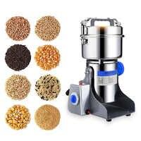 800g de café molinillo de granos de café loco especias de hierbas polvo comida seca molinillo de especias granos Crusher