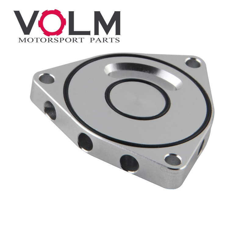 Aluminium alloy BOV spacer for Hyundai Genesis Coupe and Kia 1.6 T 2.0 t for Honda <font><b>Civic</b></font> <font><b>1.5</b></font> T engine bovadp11 image